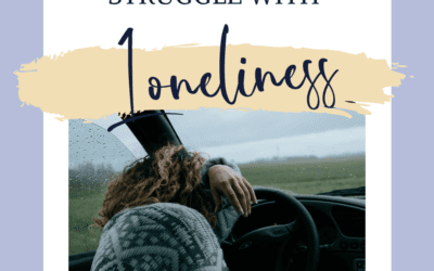 Reasons why you struggle with chronic loneliness.